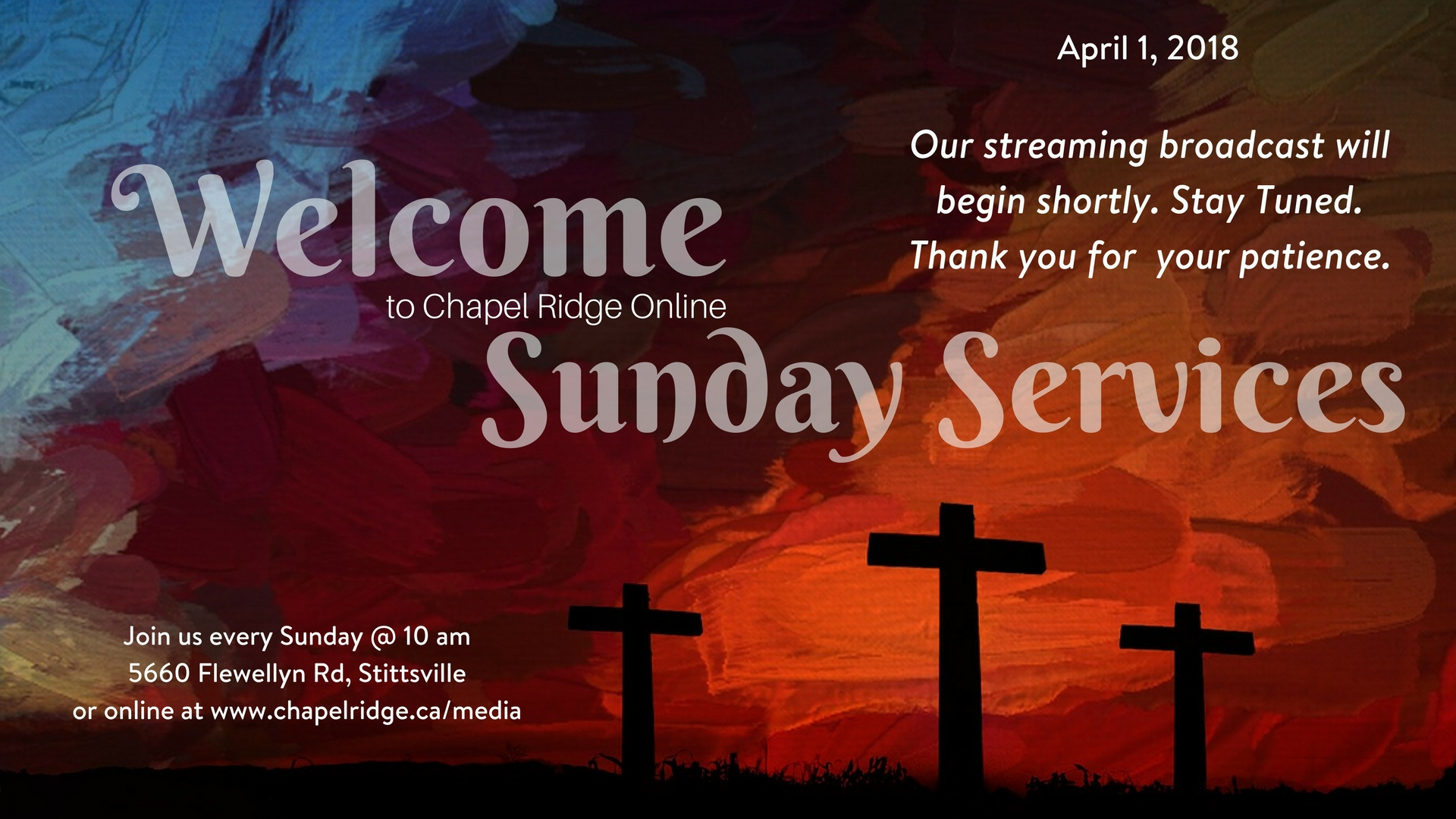 Easter Sunday – Come and See – Pastor Luke